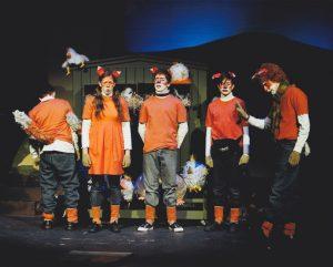 Asparagus Community Theatre Performance